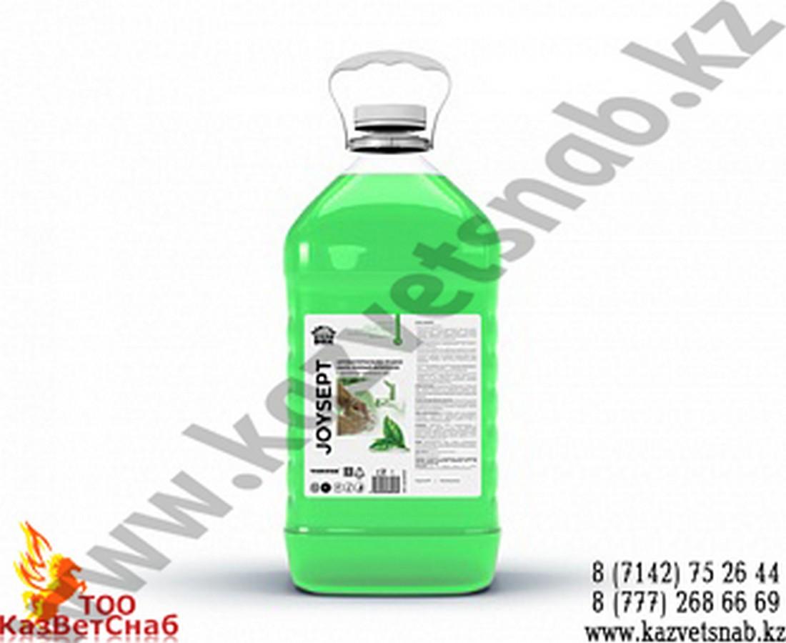 Joy sept - Кожный антисептик - 5 л запаха зеленого чая
