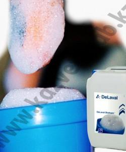 Биофом - средство для обработки вымени до доения (ДеЛаваль 60 л)