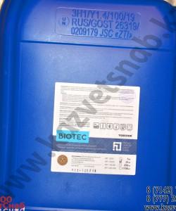 Biotec Щелочное беспенное дезинфицирующее средство для воды повышенной жесткости