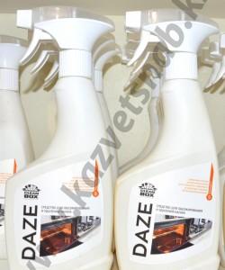 Средство для обезжиривания и удаления нагара Daze