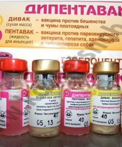 Вакцина Дипентавак