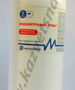 Эндометрамаг - Грин раствор для внутриматочного применения (1 л)
