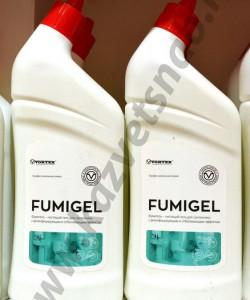Fumigel Чистящий гель для сантехники с дезинфицирующим и отбеливающим эффектом
