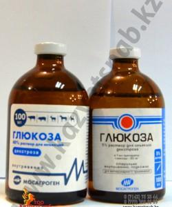 Глюкоза 5% раствор для инъекций