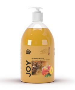Жидкое мыло Joy фруктовое ассорти