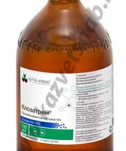 Клозатрем 100 мл - противопаразитарный препарат