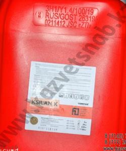 Ksilan K Кислотное моющее средство для воды средней жесткости (24 кг)