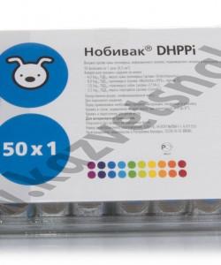 Вакцина Нобивак DHPPI