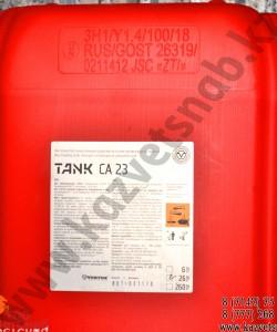 Tank CA 23 кислотное беспенное моющее средство