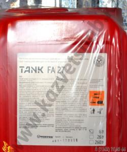 Tank FA 27 Кислотное высокопенное моющее средство (6 кг)