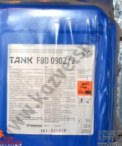 Tank FBD 0902/2 Щелочное высокопенное моющее средство на основе ЧАС