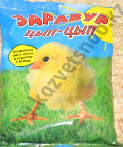 Премикс Здравур Цып-Цып 250 гр