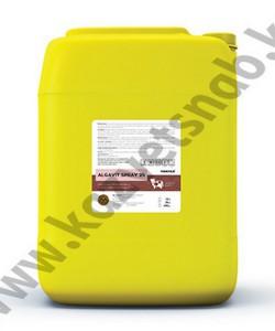 Algavit Spray (Алгавит спрей) средство для обработки вымени после доения на йоде для робота дояра (20 кг)