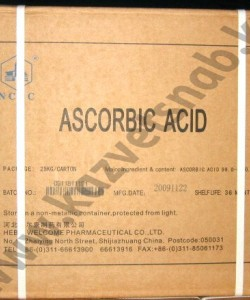 Аскорбиновая кислота (витамин С) - кг