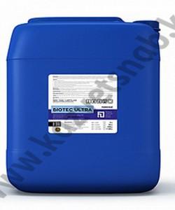 Biotec Ultra (биотек ультра) Щелочное моющее средство для холодной воды