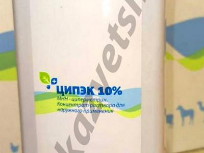 Ципэк 10 % 1 л (аналог Бутокса)