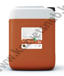 Elovit Mint (Еловит Минт) средство для обработки вымени после доения на основе хлоргексидина с натуральным репеллентом