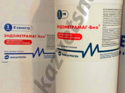 Эндометрамаг - Био раствор для внутриматочного применения (1 л)