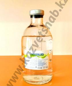 Глюкоза 40% раствор для инъекций 400 мл
