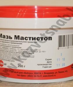 Мазь Мастистоп 200 г
