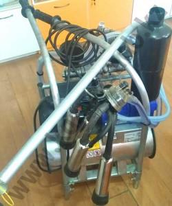 Доильный аппарат MMU, от компании ДеЛаваль