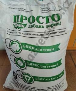 """Концентрат белково-витаминно-минеральный для КРС и МРС """"ПРОСТО добавь зерна"""" 10 кг"""