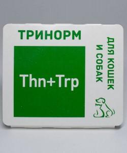 Тринорм №10 - успокаивающее средство